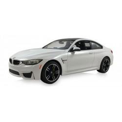 BMW M4 1:14 RTR RASTAR (zasilanie na baterie AA) - Biały