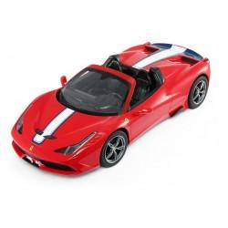 FERRARI 458 Speciale A 1:14 RTR (akumulator, ładowarka sieciowa) - Czerwony