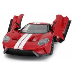 Ford GT 1:14 RTR (akumulator, ładowarka sieciowa) - Czerwony