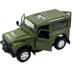Land Rover Denfender 1:14 RTR (zasilanie na baterie AA) - Zielony