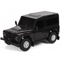 Land Rover Denfender 1:24 RTR (zasilanie na baterie AA) - Czarny