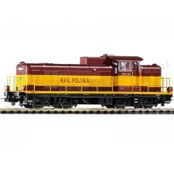 Piko 59474 Lokomotywa SM42-2164 Rail Polska typ 6D spalinowa manewrowa