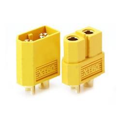 Konektory XT60 - zestaw 10 kompletów
