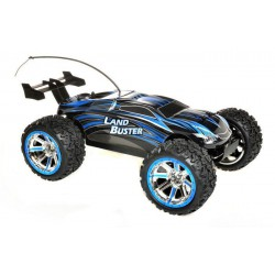 NQD: Land Buster 1:12 Monster Truck RTR 27/40MHz - Niebieski