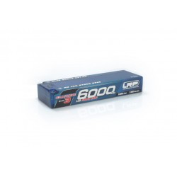 6000mAh 7.6V (2S) 130C/65C HardCase GRAPHENE-3