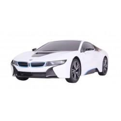 BMW i8 1:18 RTR (zasilanie na baterie AA) - biały