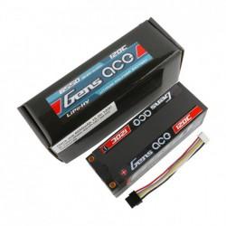 6550mAh 15.2V 120C HardCase Gens Ace