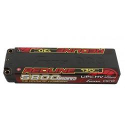 """5800mAh 7.6V 130C """"Redline"""" Gens Ace"""