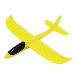 Szybowiec z dwoma trybami latania (rozpiętość 480mm) - żółty