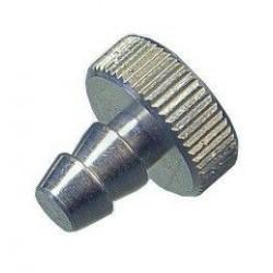 Aluminiowa zatyczka przewodu paliwowego (duża) 2szt