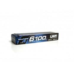 6100mAh 7.6V 135C/65C HardCase Graphene