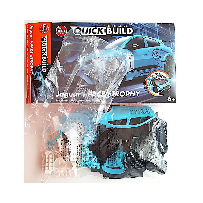 sumicorp.com Spielzeug Modellbau Airfix J6033 Quickbuild Jaguar I ...