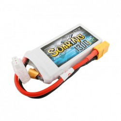 1300mAh 7.4V 30C SOARING Gens Ace - XT60