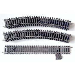 Piko 55300 A-Gleis podstawowy zestaw torów A skala H0 - luz