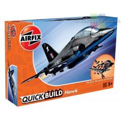 Airfix J6003 BAe Hawk samolot do składania QUICK BUILD
