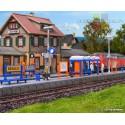 Kibri 39558 peron kolejowy