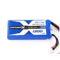 1300mAh 7.4V 45C eXpert ManiaX