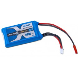 450mAh 7.4V 45C eXpert ManiaX