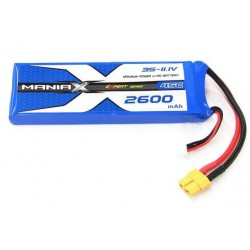 2600mAh 11.1V 30C ECO ManiaX