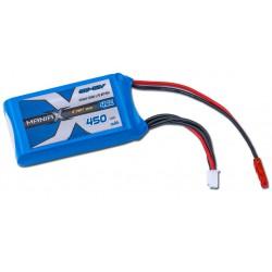 450mAh 11.1V 45C eXpert ManiaX