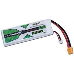 5200mAh 11.1V 30C ECO ManiaX