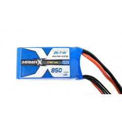 850mAh 11.1V 45C eXpert ManiaX