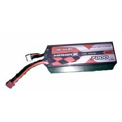 7000mAh 14.8V 60C HardCase ManiaX