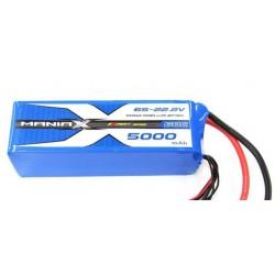 5000mAh 22.2V 45C eXpert ManiaX