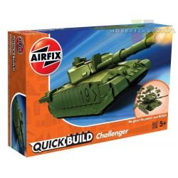 Airfix J6022 Challenger Tank czołg do składania QUICK BUILD