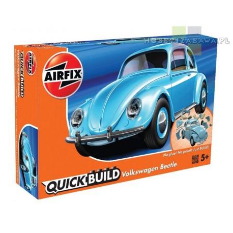 Klocki Airfix QUICKBUILD J6015 VW Beetle auto do składania, modelarstwo