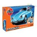 Airfix J6015 VW Beetle model do składania QUICK BUILD