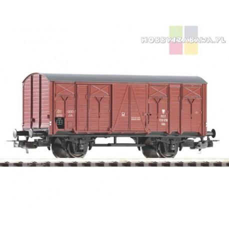 Piko 58774 dwuosiowy wagon towarowy kryty Kdn PKP epoka III