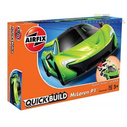 Airfix J6021 McLaren P1™ Green model do składania QUICK BUILD