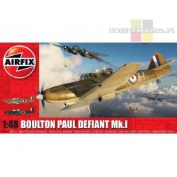 Airfix A05128A Boulton Paul Defiant Mk1 1:48 nowość 2020/2021