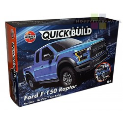 Airfix J6037 Ford F-150 Raptor model do składania QUICK BUILD - licencja Ford