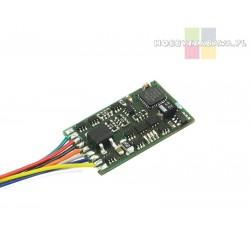 Lenz Standard+V2 dekoder 8 pin do lokomotyw 10231-02 NEM 652