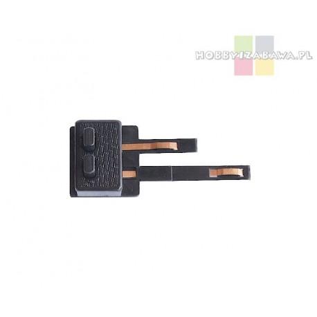 Piko 55270 podłączenie zasilania analogowe, klips podłączeniowy do Piko A-Gleis