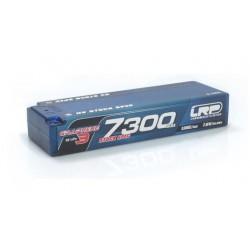 7300mAh 7.6V (2S) 130C/65C HardCase LRP P5-HV GRAPHENE