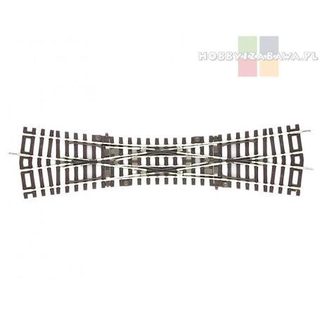 Piko 55224 rozjazd, krzyżówka, zwrotnica podwójna DKW A-Gleis H0