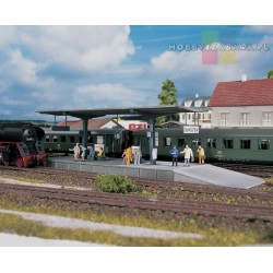 Piko 61821 peron kolejowy skala H0