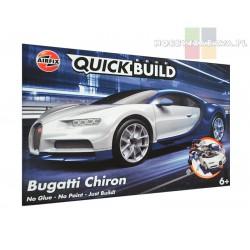 Airfix J6044 Bugatti Chiron model do złożenia z klocków QUICK BUILD