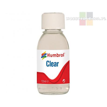 Humbrol AC7431 Gloss Clear lakier bezbarwny 125 ml