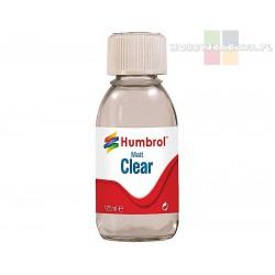 Humbrol AC7434 Matt Clear lakier bezbarwny matowy 125 ml