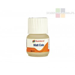 Humbrol AC5601 Matt Cote lakier bezbarwny matowy 28 ml