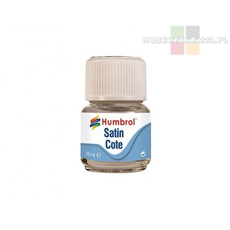 Humbrol AC4501 Satin Cote lakier bezbarwny satynowy 28 ml