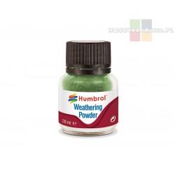 Humbrol AV0005 pigment Weathering Powder CHROME OXIDE GREEN 28 ml