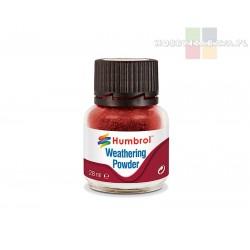 Humbrol AV0006 pigment Weathering Powder IRON OXIDE 28 ml