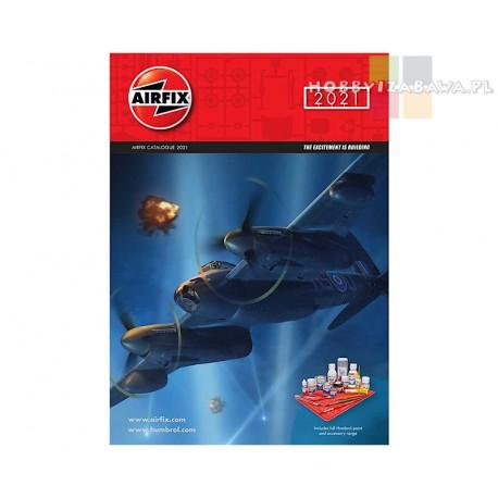 Airfix A78201 Katalog 2021 język angielski - 148 stron