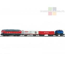 Piko 57154 zestaw startowy towarowy BR 218 DB Cargo