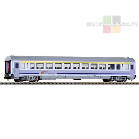 Piko 58663-3 wagon PKP InterCity 1 klasa PKP IC 61 51 19-90 026-9 pasażerski, osobowy, skala H0.